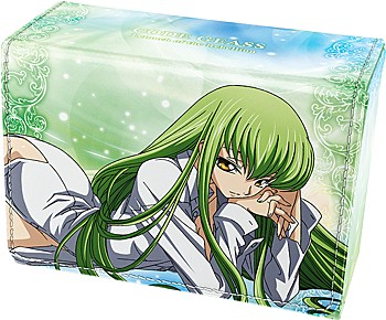 """Synthetic Leather Deck Case W """"Code Geass Lelouch of the Rebellion"""" C.C."""