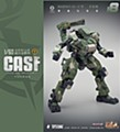 MECHANIC TOYS FORGING SOUL SERIES AGS-18 CASF RHINO 81-C GROUND FORCE HEAVY-ARMED TYPE