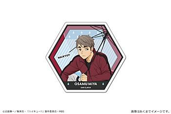"""""""Haikyu!! To The Top"""" Petamania M Vol. 3 06 Miya Osamu"""