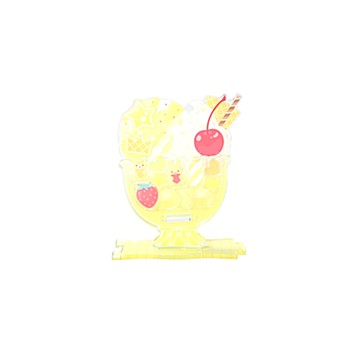 Non Character Original Customania Open Parfait Yellow