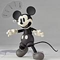 フィギュアコンプレックス ムービーリボ SERIES No.013EX ミッキーマウス(1936/モノトーンカラーVer.)