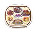 "Chara Lunch Box ""Yu-Gi-Oh! Duel Monsters"" 01 Group Design Scenes Ver. (Graff Art Design)"
