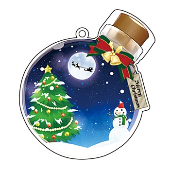Acrylic Make Up Cover Vol. 4 Silent Night