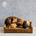 ANIMAL LIFE Collaboration Series Toshio Asakuma x Fumeancats