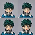 """Amazing Yamaguchi Series No. 018 """"My Hero Academia"""" Midoriya Izuku"""