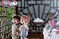 """PICCODO ACTION DOLL TRADITIONAL CHINESE STYLE DOLL OUTFIT SET """"YUE-JIAN"""""""