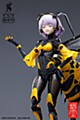 SNAIL SHELL BEE-03W WASP GIRL 1/12 SCALE ACTION FIGURE