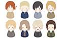 "Fukubuku Collection ""Hetalia World Stars"" Trading Mascot"