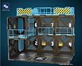 FRESH RETRO 1/24 SCALE DIORAMA BUILDING SET SIB04 FORTIFICATIONS-B