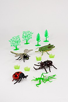 Nature World Insect Set