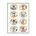 "Premium Postcard Holder ""I-chu Etoile Stage"" 01 Birthday Ver. Group A (Graff Art Design)"