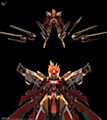ZERO GRAVITY Blood Blade Nuzar Alloy Action Figure
