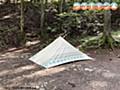 """Yurucamp"" Hexagonal Tarp (3m x 4m)"