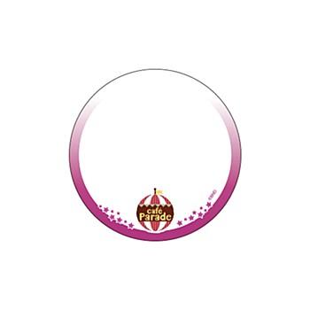 "65mm Decoration Can Badge Cover ""The Idolmaster SideM"" 11 Cafe Parade (Graff Art Design)"