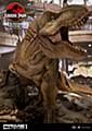 "Legacy Museum Collection ""Jurassic Park"" T-REX VS Velociraptors 1/8 Statue LMCJP-07"