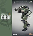 MECHANIC TOYS FORGING SOUL SERIES AGS-17 CASF RHINO 81-A GROUND FORCE COMMANDER TYPE
