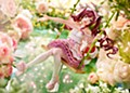 """The Idolmaster Shiny Colors"" Osaki Amana Devoting Rinne Ver. 1/8 Scale Figure"