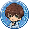 """""""Code Geass Lelouch of the Rebellion"""" Can Badge Set Birthday 2021 Lelouch & Suzaku"""
