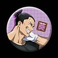 """""""Jujutsu Kaisen"""" Trading Can Badge DIY Series"""
