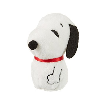"""PEANUTS"" Petitti Plush Snoopy"