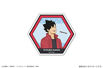 """Haikyu!! To The Top"" Petamania M Vol. 3 04 Kuroo Tetsuro"