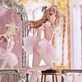 Anmi Illustration Flamingo Ballet Company Kouhai-chan