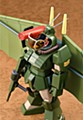 """Fang of the Sun Dougram"" COMBAT ARMORS MAX 25 1/72 Scale Soltic H8 H8 Roundfacer Hang Glider Equipment Type"