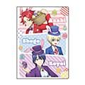 "Premium Postcard Holder ""Idol Time PriPara"" 01 Easter Ver. Group Design (Original Illustration) (Mini Character)"