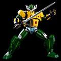 """METAMOR-FORCE """"Steel Jeeg"""" a.k.a. Jeegfried"""