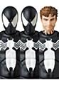 MAFEX SPIDER-MAN BLACK COSTUME(COMIC Ver.)
