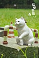 Sank Toys Cat's Town Story Vol. 4 The Paw-giving Cat-White