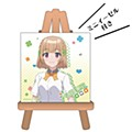 """Osananajimi ga Zettai ni Makenai Love Comedy"" Trading Petit Canvas Collection"