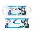 """Persona 3 Portable"" Hero & Elizabeth Ani-Art Mug Vol. 2"